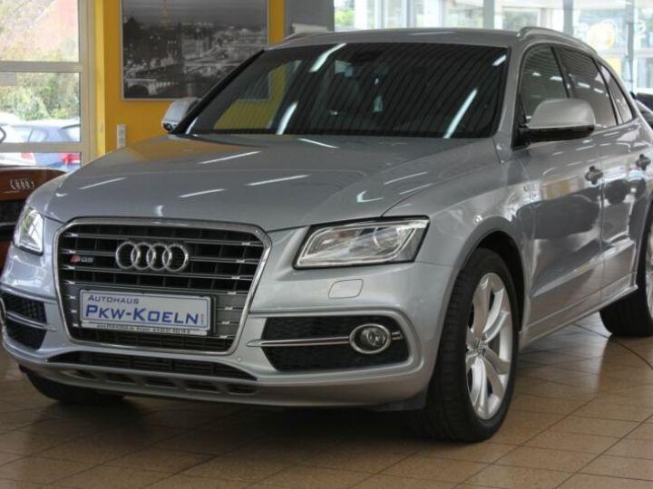 Audi SQ5 # Inclus Carte Grise, Malus écolo et livraison à votre domicile # Argenté Peinture métallisée - 1