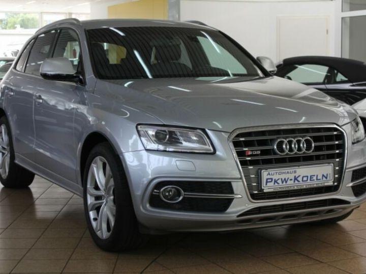 Audi SQ5 # Inclus Carte Grise, Malus écolo et livraison à votre domicile # Argenté Peinture métallisée - 2