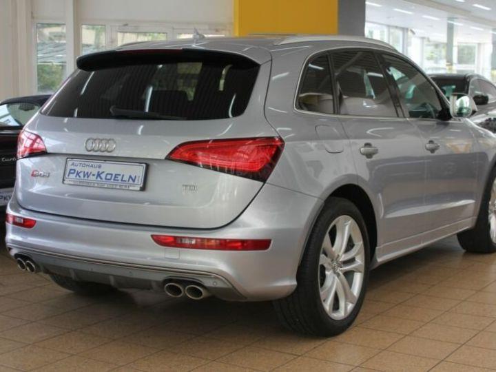 Audi SQ5 # Inclus Carte Grise, Malus écolo et livraison à votre domicile # Argenté Peinture métallisée - 3
