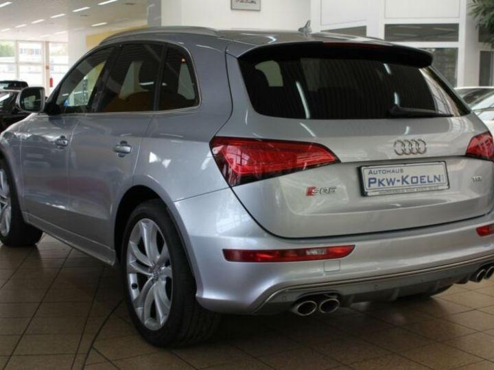 Audi SQ5 # Inclus Carte Grise, Malus écolo et livraison à votre domicile # Argenté Peinture métallisée - 4
