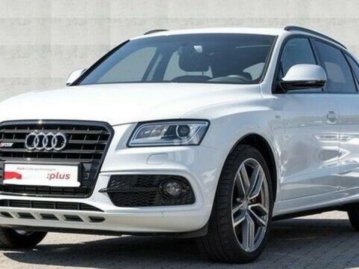 Audi SQ5 Pack Competition  blanc glacier - 1