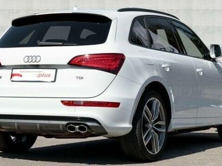 Audi SQ5 Pack Competition  blanc glacier - 2