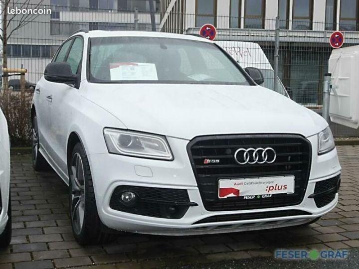 Audi SQ5 plus 3.0 TDI QUATTRO Tiptronic ACC/ LM21/ AHK/ Blanc - 1