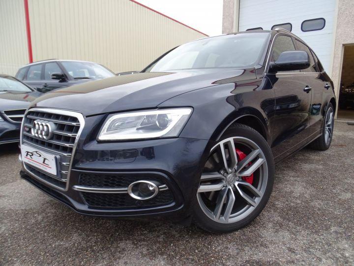 Audi SQ5 Plus 340PS Quattro BVA 8 /Toe Pano  Jtes 21 Camera  Cd  noir metallisé - 1