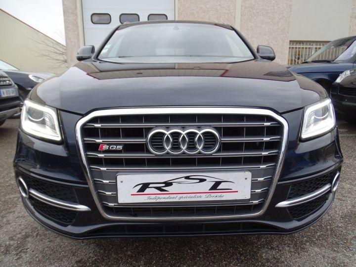 Audi SQ5 Plus 340PS Quattro BVA 8 /Toe Pano  Jtes 21 Camera  Cd  noir metallisé - 2