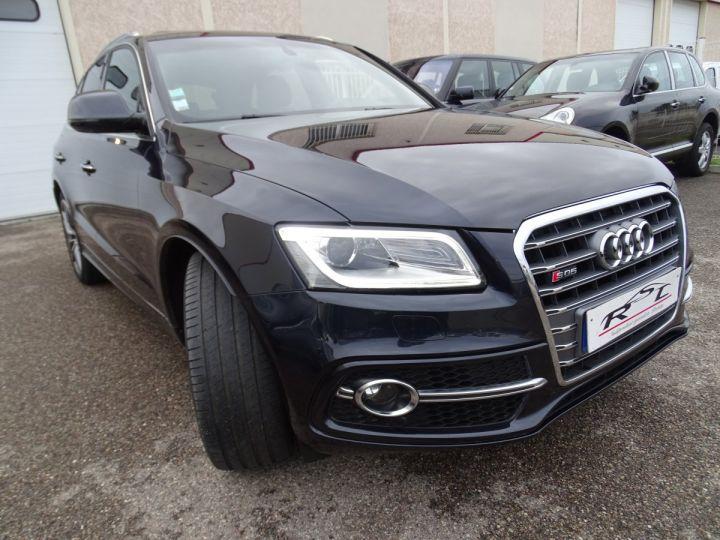Audi SQ5 Plus 340PS Quattro BVA 8 /Toe Pano  Jtes 21 Camera  Cd  noir metallisé - 3
