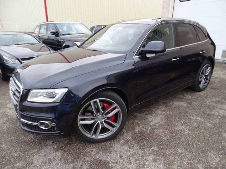 Audi SQ5 Plus 340PS Quattro BVA 8 /Toe Pano  Jtes 21 Camera  Cd  noir metallisé - 4