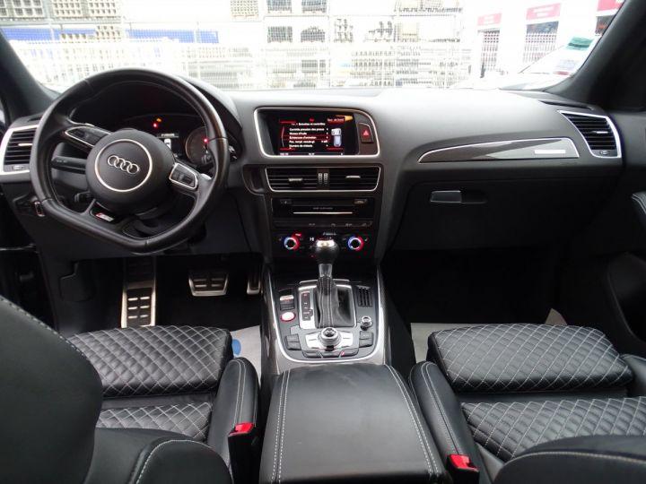 Audi SQ5 Plus 340PS Quattro BVA 8 /Toe Pano  Jtes 21 Camera  Cd  noir metallisé - 9