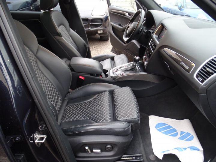Audi SQ5 Plus 340PS Quattro BVA 8 /Toe Pano  Jtes 21 Camera  Cd  noir metallisé - 10