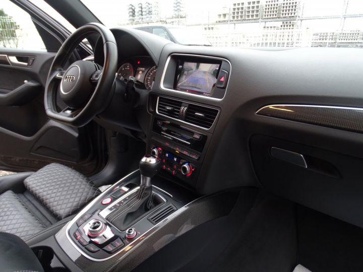 Audi SQ5 Plus 340PS Quattro BVA 8 /Toe Pano  Jtes 21 Camera  Cd  noir metallisé - 11