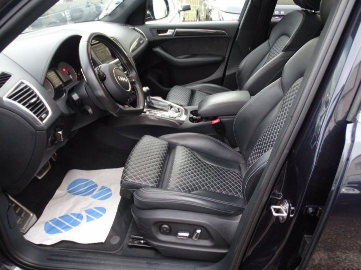 Audi SQ5 Plus 340PS Quattro BVA 8 /Toe Pano  Jtes 21 Camera  Cd  noir metallisé - 12