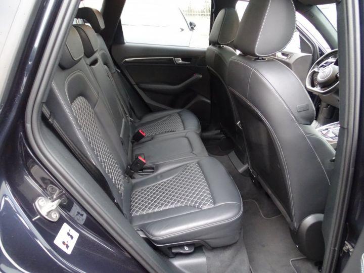 Audi SQ5 Plus 340PS Quattro BVA 8 /Toe Pano  Jtes 21 Camera  Cd  noir metallisé - 17