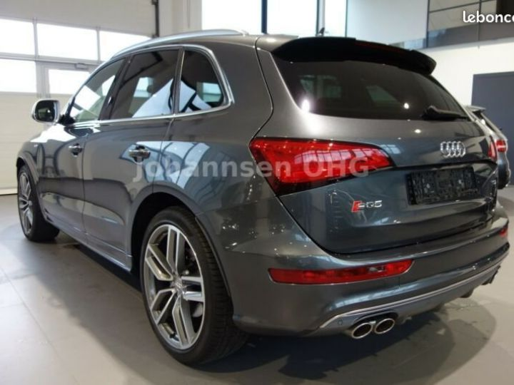 Audi SQ5 Plus ACC / 21/ Pano / Memory / Drive Select Gris - 3