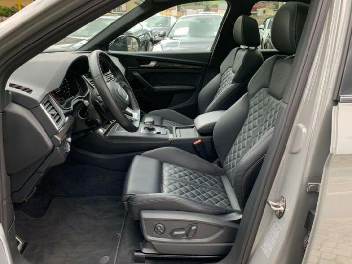 Audi SQ5 s-line  gris - 4