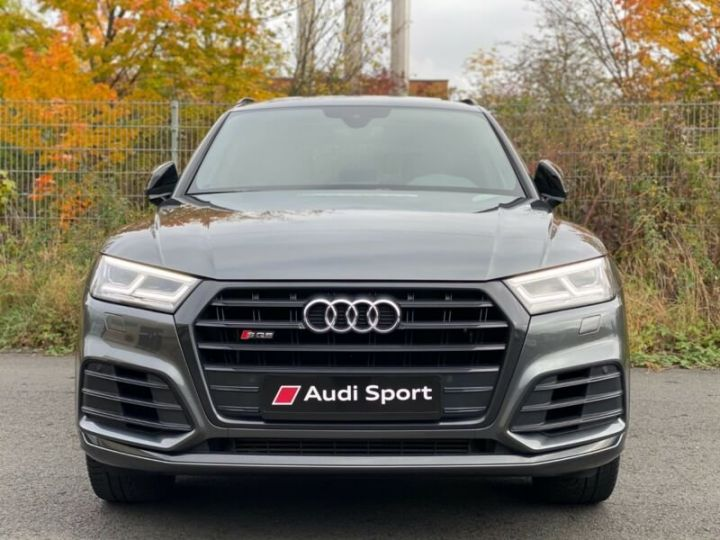 Audi SQ5 SLINE gris daytona - 4