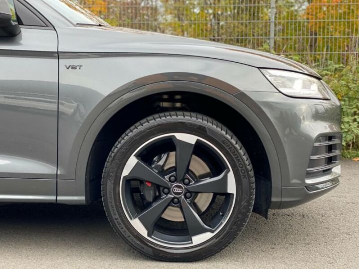 Audi SQ5 SLINE gris daytona - 14