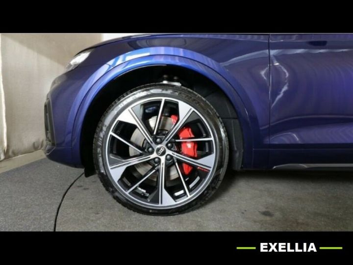Audi SQ5 SPORTBACK 3.0 V6 TDI 341 QUATTRO TIPTRONIC  BLEU  Occasion - 1