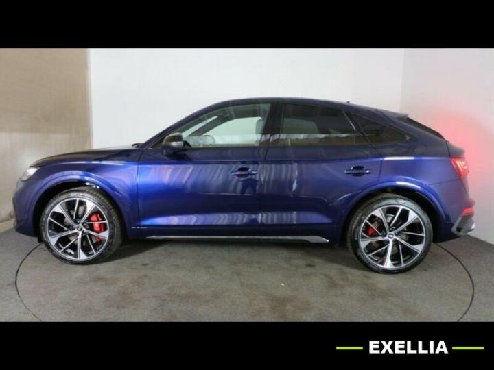 Audi SQ5 SPORTBACK 3.0 V6 TDI 341 QUATTRO TIPTRONIC  BLEU  Occasion - 4