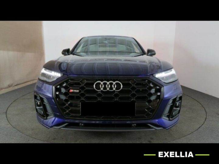 Audi SQ5 SPORTBACK 3.0 V6 TDI 341 QUATTRO TIPTRONIC  BLEU  Occasion - 11