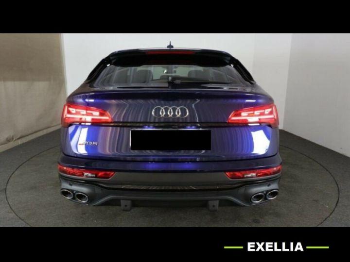 Audi SQ5 SPORTBACK 3.0 V6 TDI 341 QUATTRO TIPTRONIC  BLEU  Occasion - 12