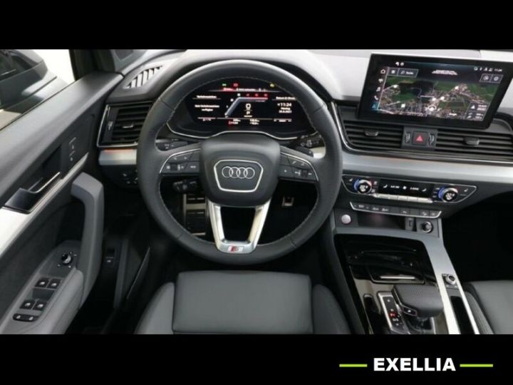 Audi SQ5 SPORTBACK 3.0 V6 TDI 341 QUATTRO TIPTRONIC  BLEU  Occasion - 13