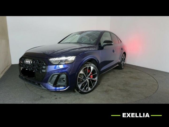 Audi SQ5 SPORTBACK 3.0 V6 TDI 341 QUATTRO TIPTRONIC  BLEU  Occasion - 15