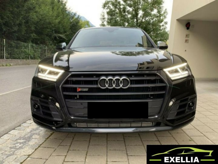 Audi SQ5 SQ5 3.0 V6 TDI 347 QUATTRO TIPTRONIC NOIR Occasion - 6