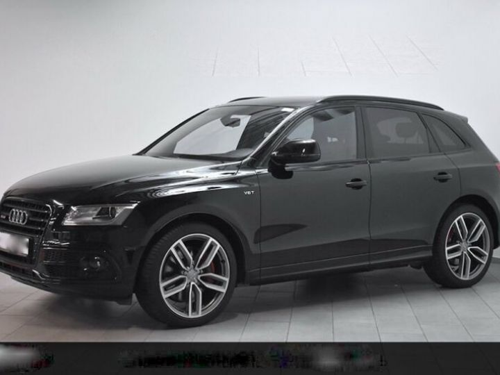 Audi SQ5 SQ5 Plus 340cv  noir - 2