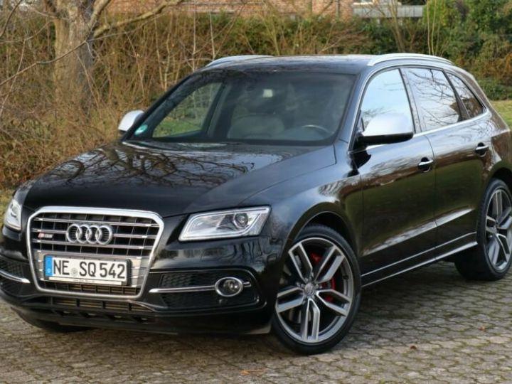 Audi SQ5 SQ5 V6 BITDI 340CV QUATTRO/GPS/TOIT PANORAMIQUE/GARANTIE 12MOIS Noir - 1