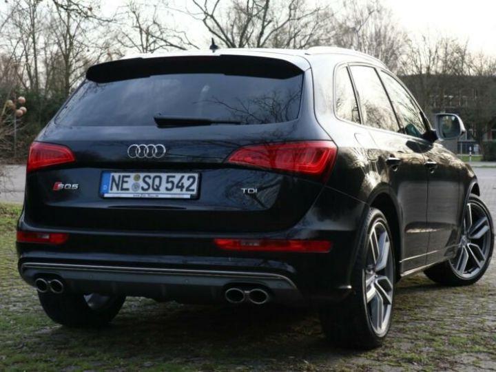 Audi SQ5 SQ5 V6 BITDI 340CV QUATTRO/GPS/TOIT PANORAMIQUE/GARANTIE 12MOIS Noir - 3