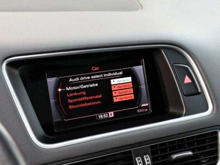 Audi SQ5 SQ5 V6 BITDI 340CV QUATTRO/GPS/TOIT PANORAMIQUE/GARANTIE 12MOIS Noir - 5
