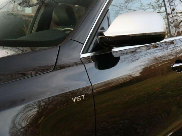 Audi SQ5 SQ5 V6 BITDI 340CV QUATTRO/GPS/TOIT PANORAMIQUE/GARANTIE 12MOIS Noir - 11