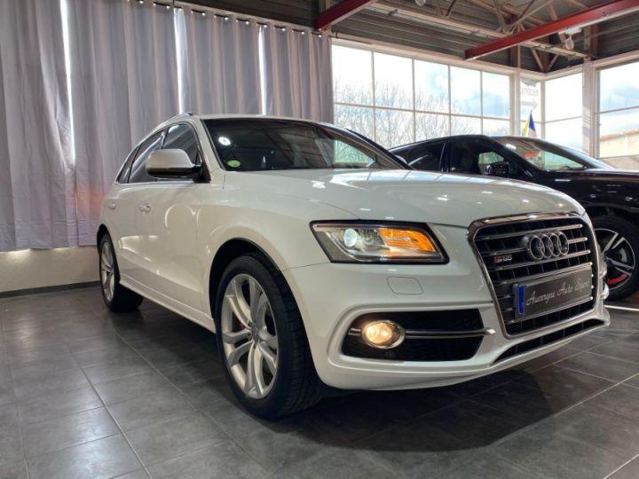Audi SQ5 TDI 3.0 biTDI (313ch) quattro tiptronic 8 20 BLANC - 2