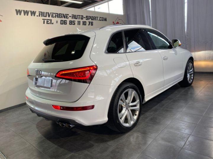 Audi SQ5 TDI 3.0 biTDI (313ch) quattro tiptronic 8 20 BLANC - 3