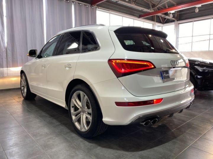 Audi SQ5 TDI 3.0 biTDI (313ch) quattro tiptronic 8 20 BLANC - 4