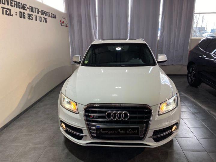 Audi SQ5 TDI 3.0 biTDI (313ch) quattro tiptronic 8 20 BLANC - 5