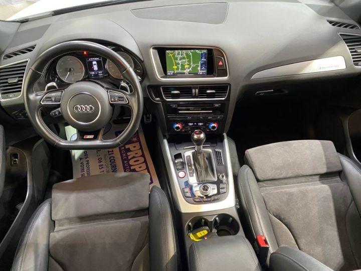 Audi SQ5 TDI 3.0 biTDI (313ch) quattro tiptronic 8 20 BLANC - 8