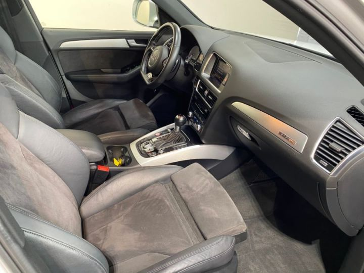 Audi SQ5 TDI 3.0 biTDI (313ch) quattro tiptronic 8 20 BLANC - 13