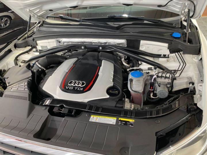 Audi SQ5 TDI 3.0 biTDI (313ch) quattro tiptronic 8 20 BLANC - 15