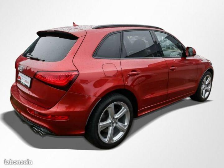 Audi SQ5 TDI compétition ACC / Pano / Navi / 21  Rouge - 2