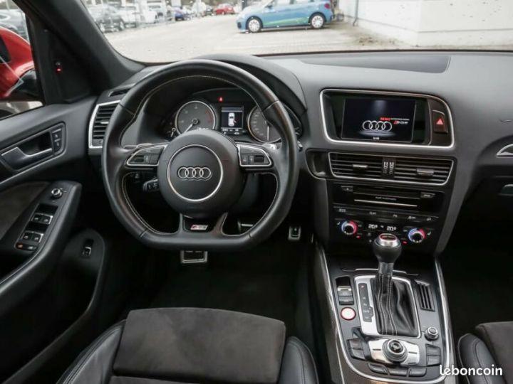 Audi SQ5 TDI compétition ACC / Pano / Navi / 21  Rouge - 4