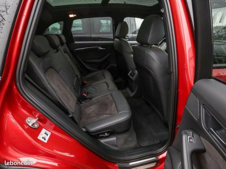 Audi SQ5 TDI compétition ACC / Pano / Navi / 21  Rouge - 5
