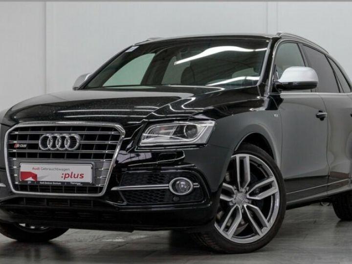 Audi SQ5 # TDI Q COMPETITION,  Noir - 1