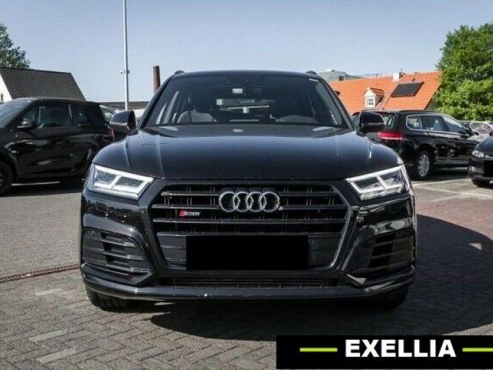 Audi SQ5 TDI Quattro  NOIR PEINTURE METALISE  Occasion - 11