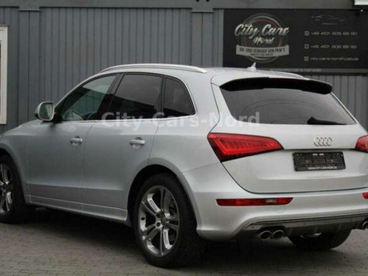 Audi SQ5 TDI quattro-Pano-Xenon Argenté Peinture métallisée - 2
