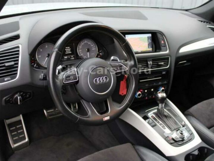Audi SQ5 TDI quattro-Pano-Xenon Argenté Peinture métallisée - 5