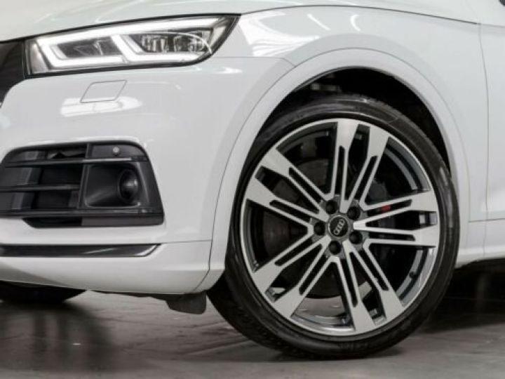 Audi SQ5 TDI / Toit ouvrant / Garantie 12 mois / siège Cuir Alcantara  Blanc - 6