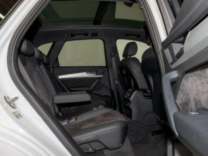 Audi SQ5 TDI / Toit ouvrant / Garantie 12 mois / siège Cuir Alcantara  Blanc - 7