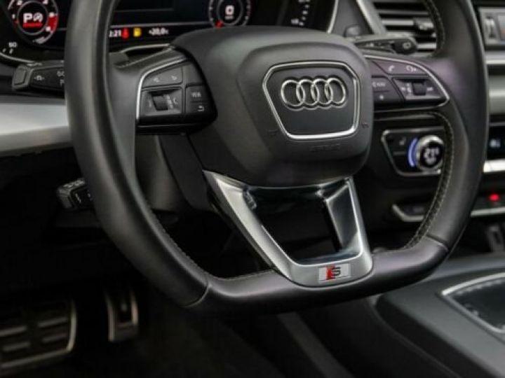 Audi SQ5 TDI / Toit ouvrant / Garantie 12 mois / siège Cuir Alcantara  Blanc - 10