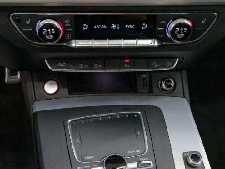Audi SQ5 TDI / Toit ouvrant / Garantie 12 mois / siège Cuir Alcantara  Blanc - 11